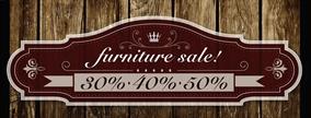 Εικόνα για τον κατασκευαστή furniture sale!